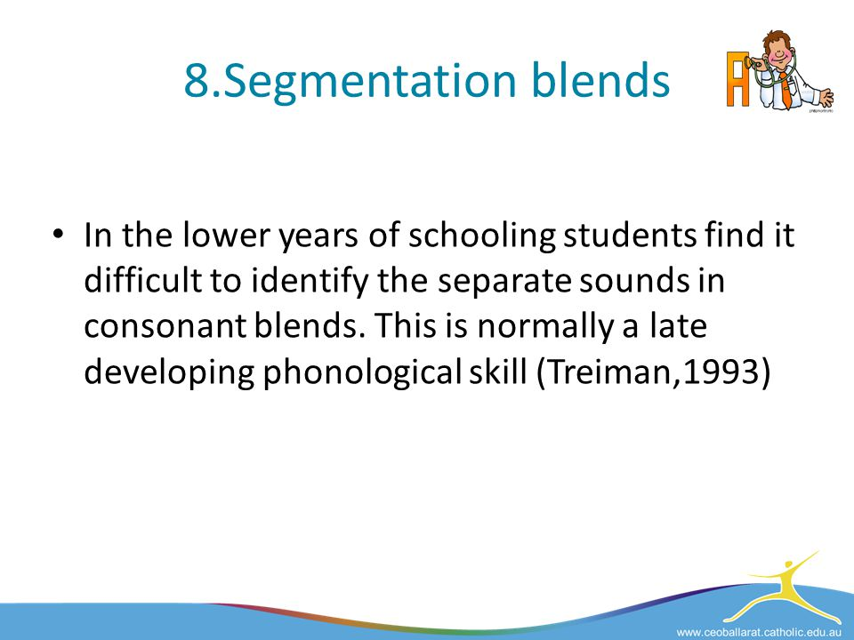 8.Segmentation blends