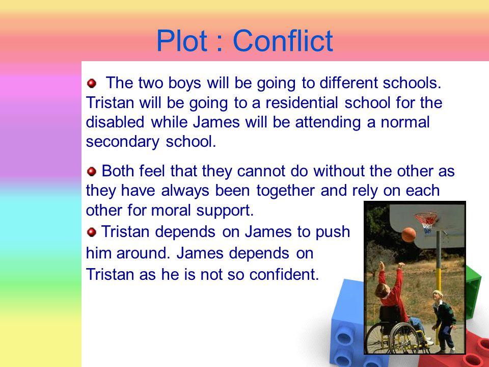 Plot : Conflict