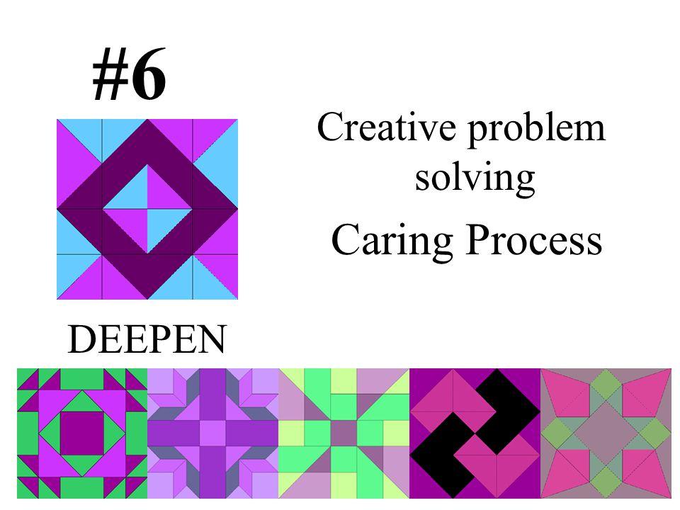 Creative problem solving Caring Process