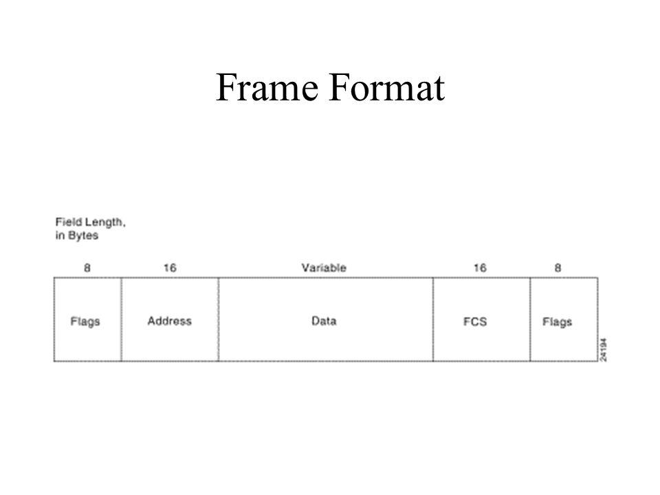 Frame Format