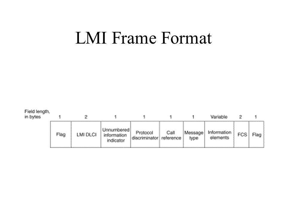 LMI Frame Format