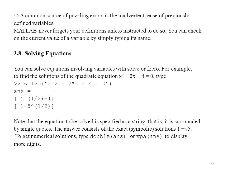Quadratic Equations Practice Worksheets - Tessshebaylo