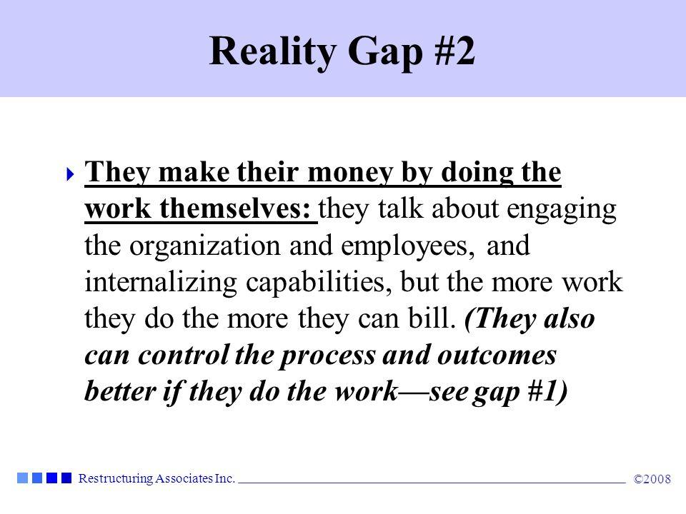Reality Gap #2