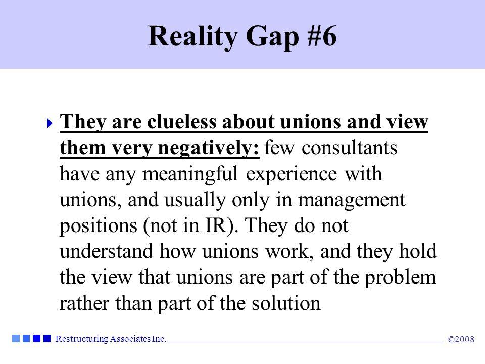Reality Gap #6