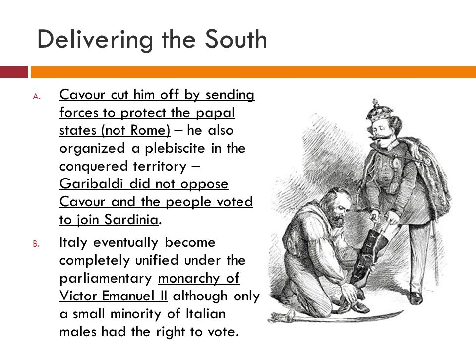 Delivering the South