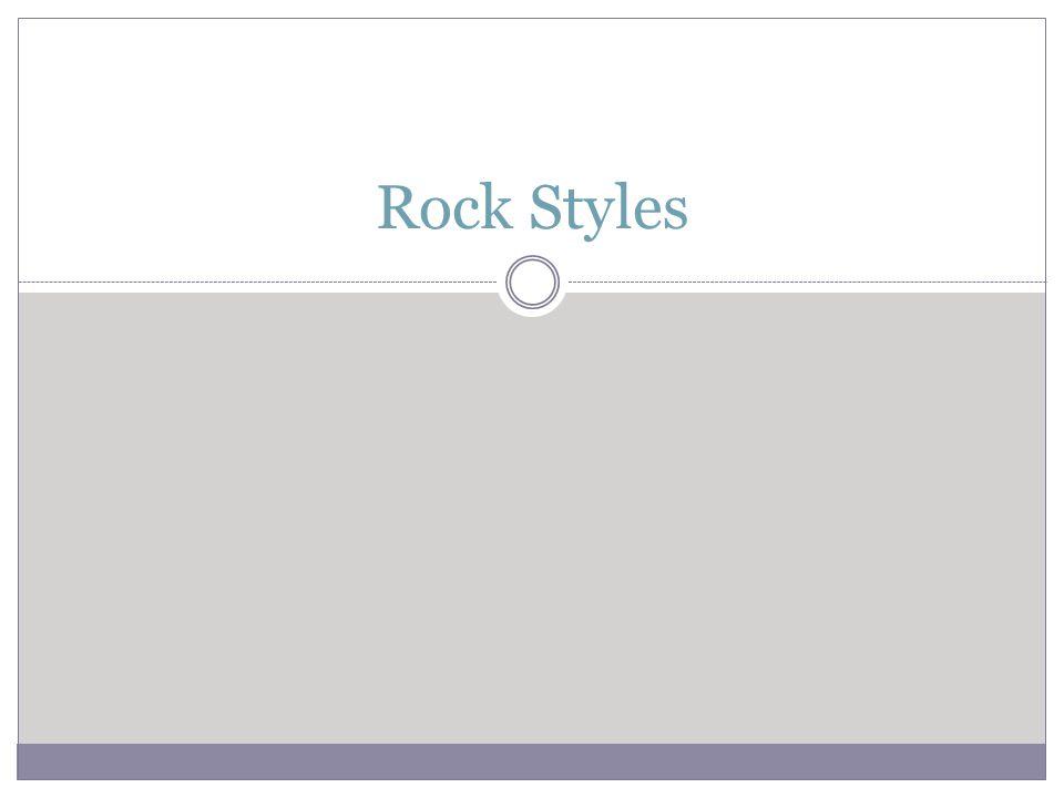 Rock Styles