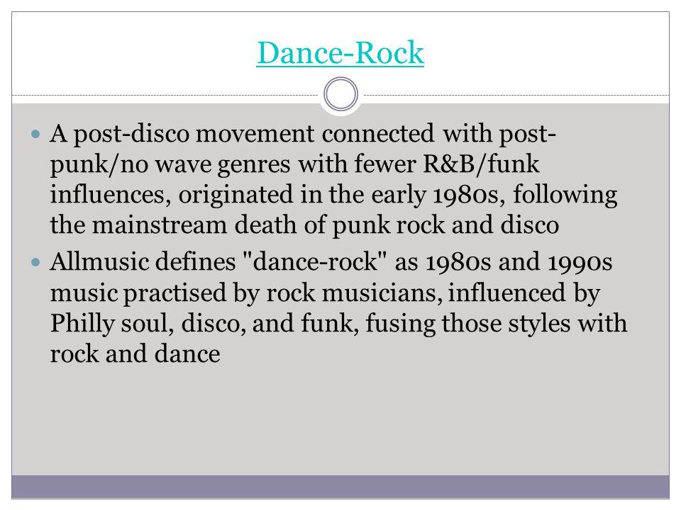 Dance-Rock