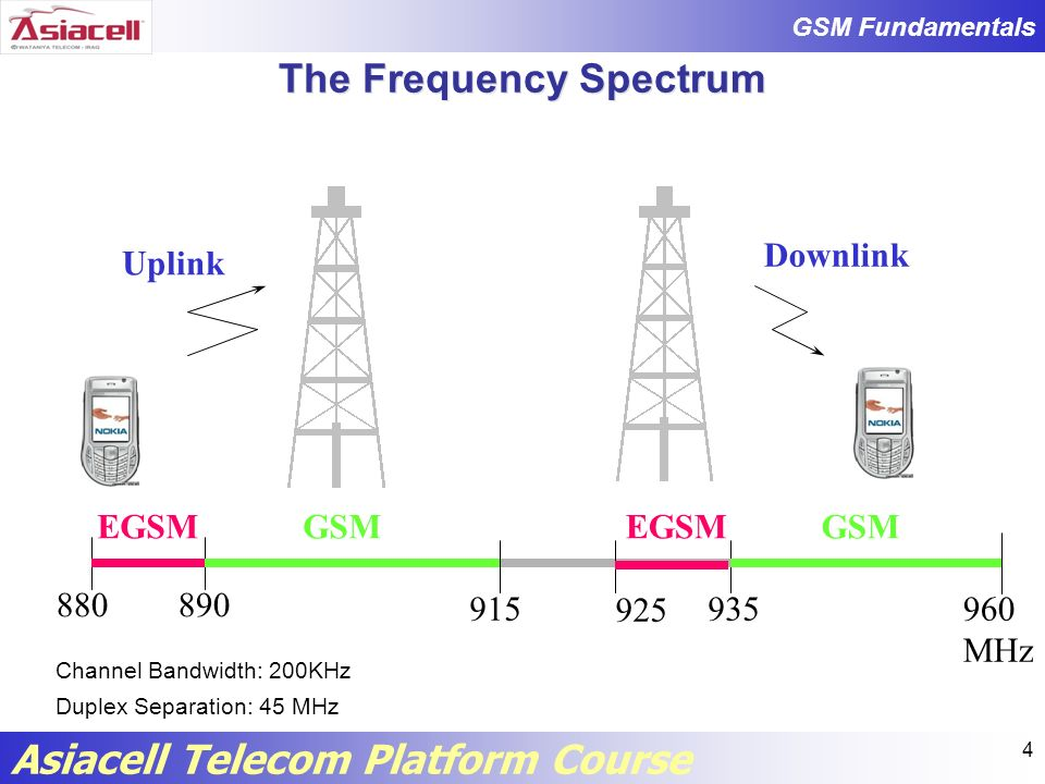 The Frequency Spectrum