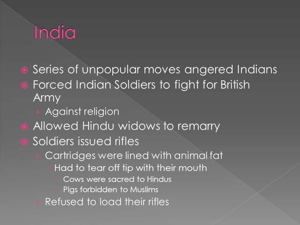 India Series of unpopular moves angered Indians