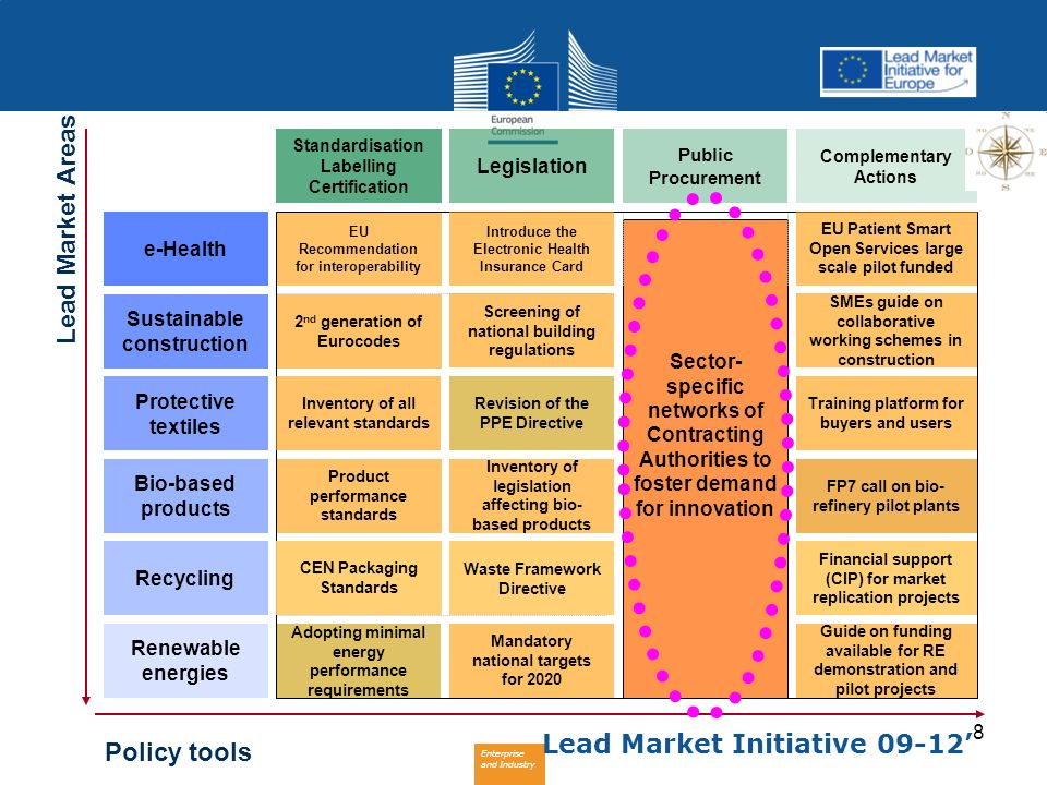 Lead Market Initiative 09-12'