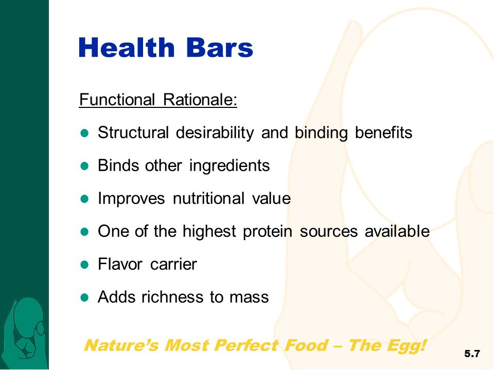 Health Bars Functional Rationale: