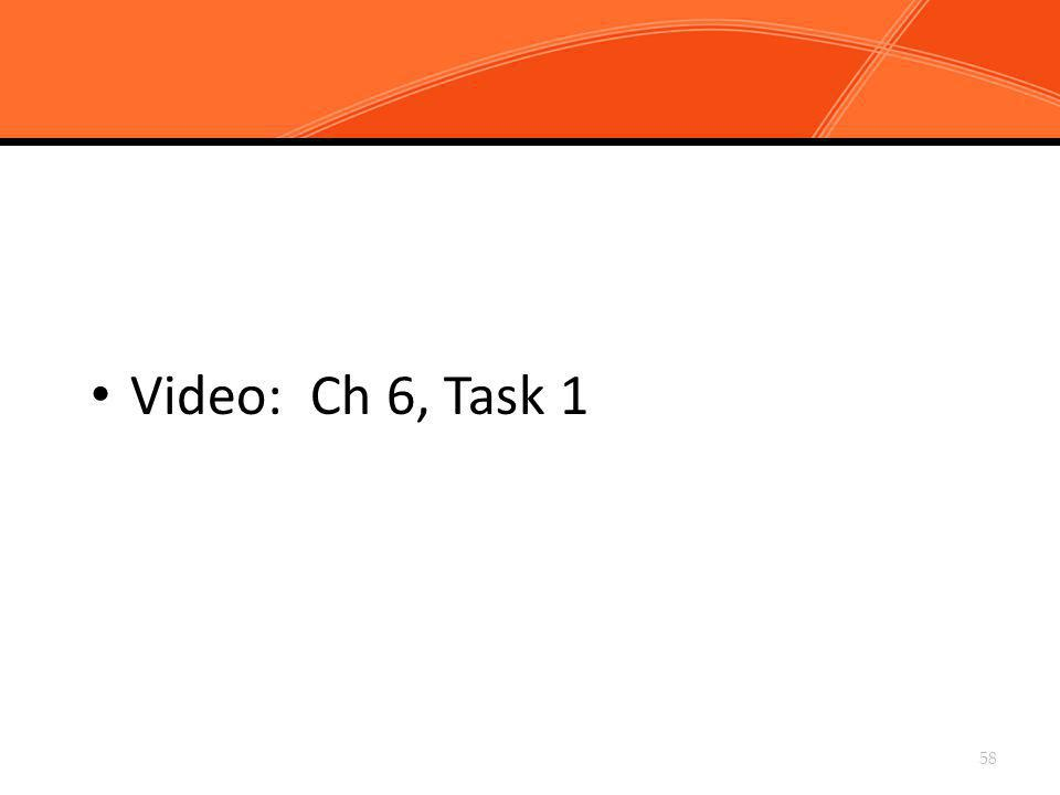 Chapter 6, Task 1: Circulate When Possible, and Scan All Sections of the Classroom Continuously