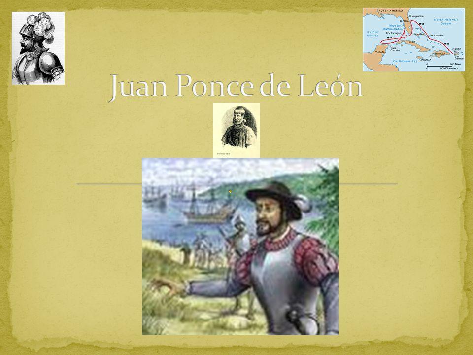 Juan Ponce de León