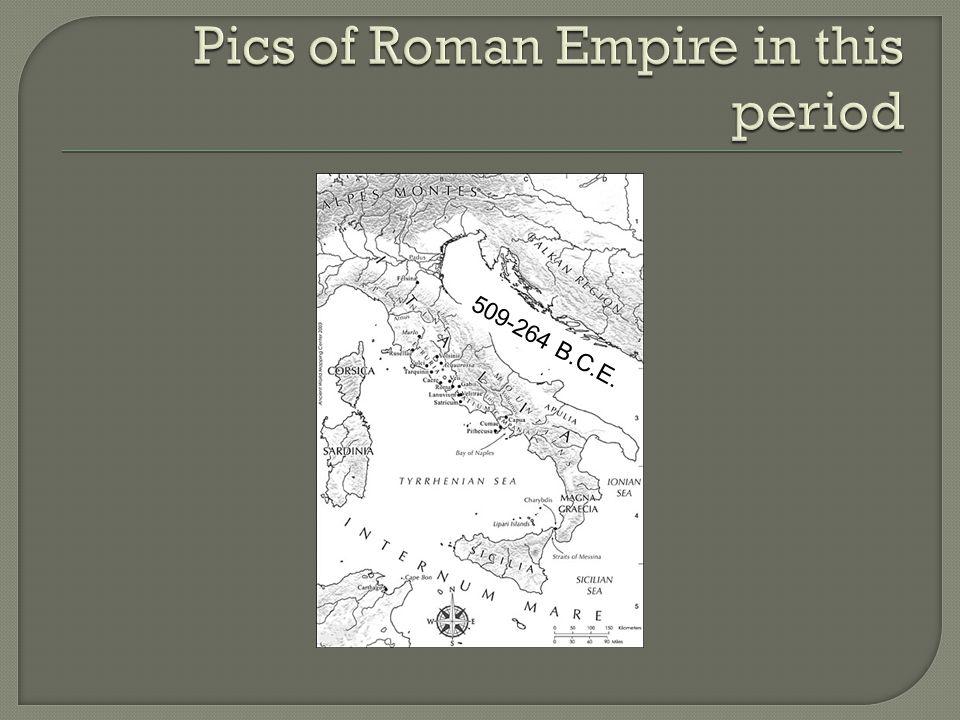 Pics of Roman Empire in this period