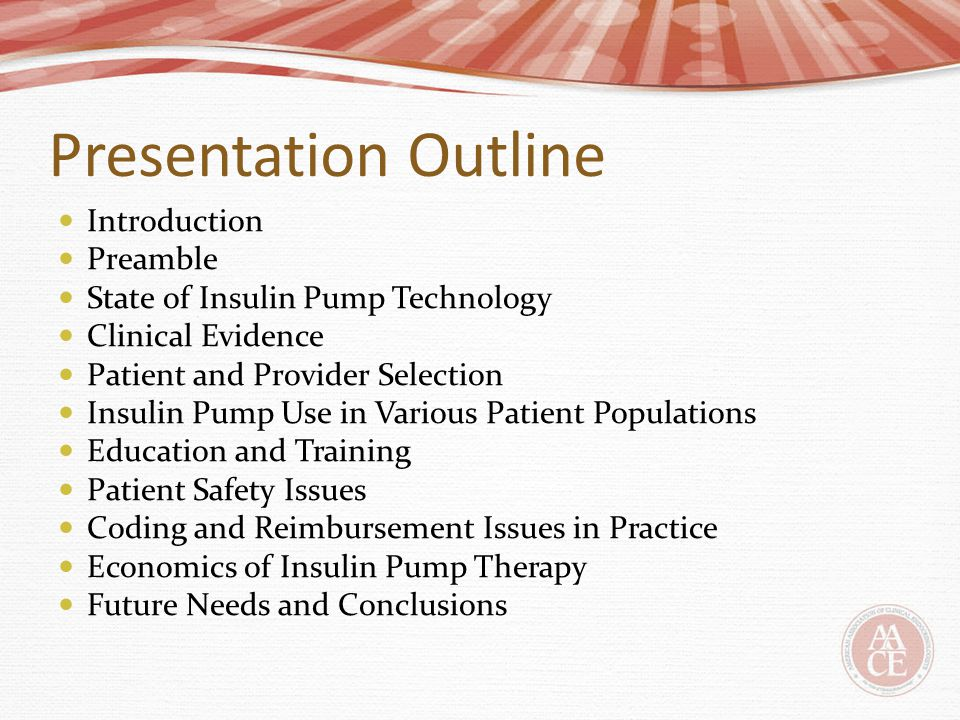 Presentation Outline Introduction Preamble