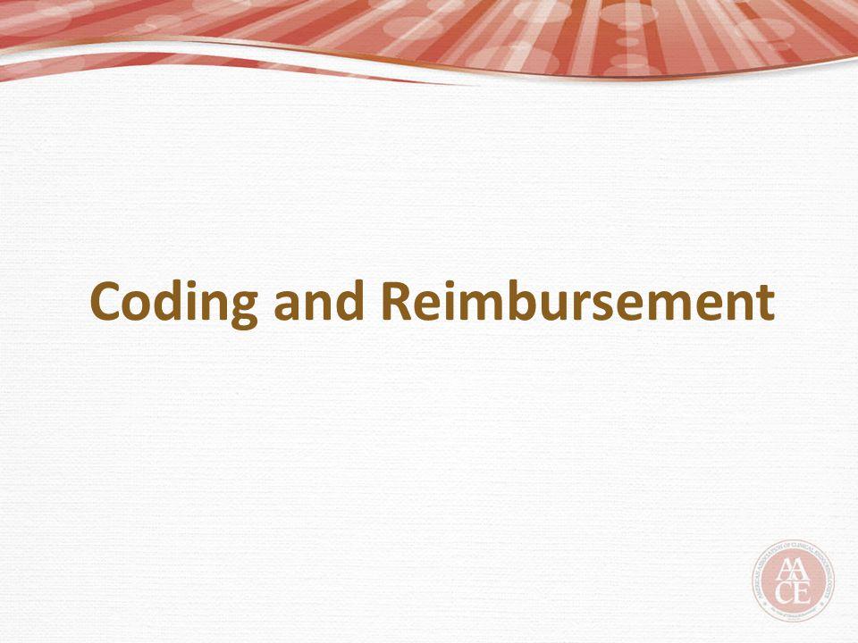 Coding and Reimbursement
