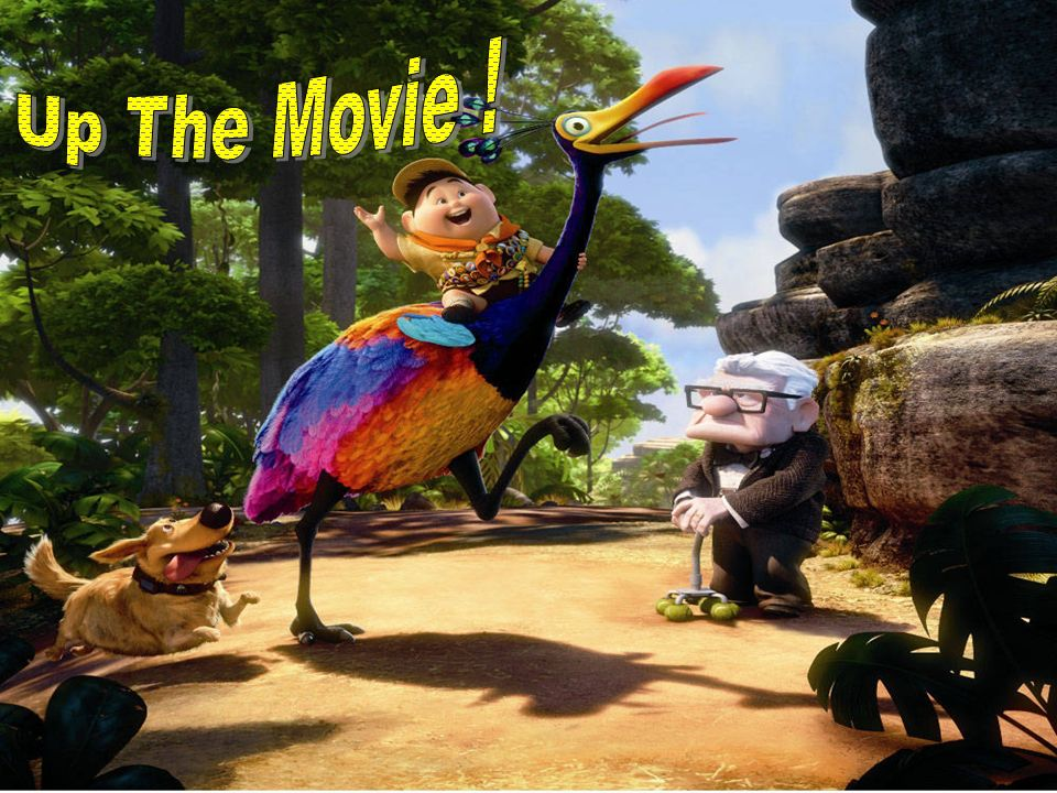 Up The Movie !