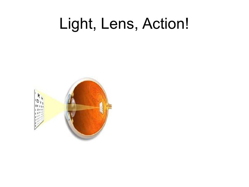 Light, Lens, Action!