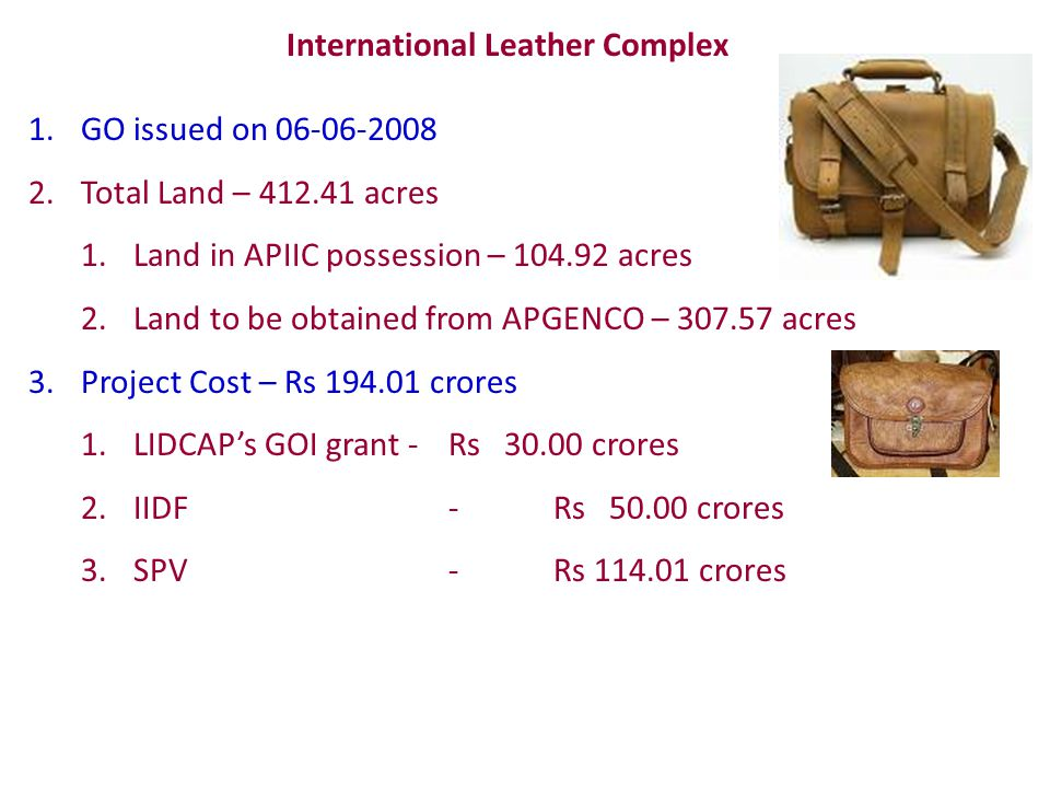 International Leather Complex