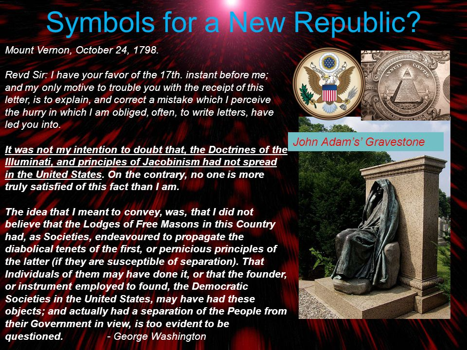 Symbols for a New Republic