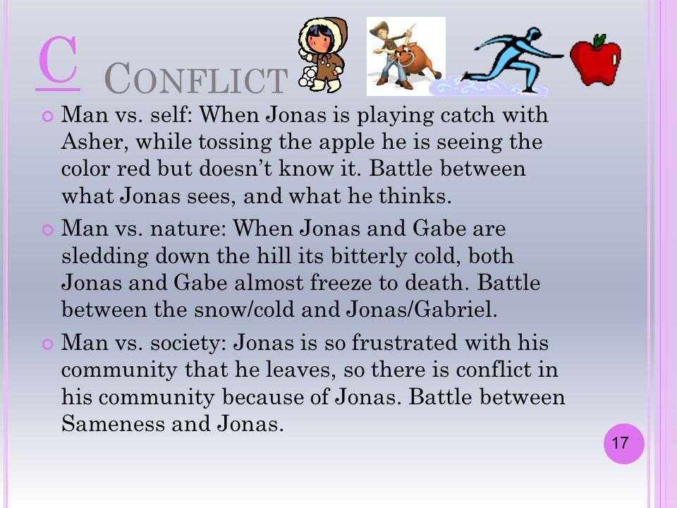 C Conflict.