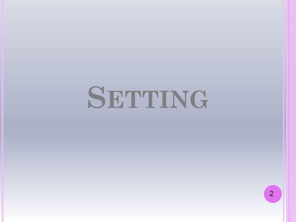 Setting 2