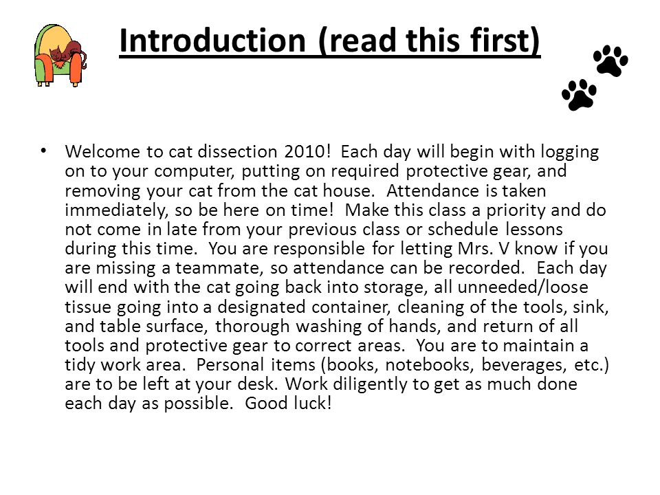 Introduction (read this first)