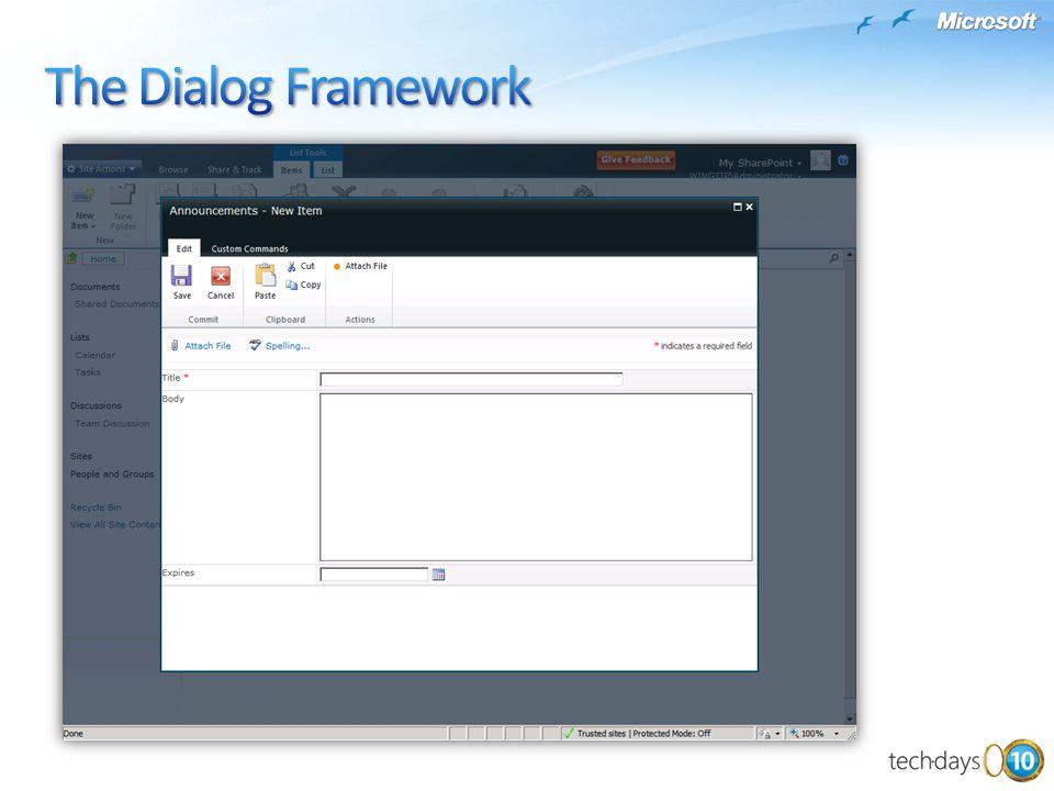 SharePoint 2010 Developer Workshop (Beta2)