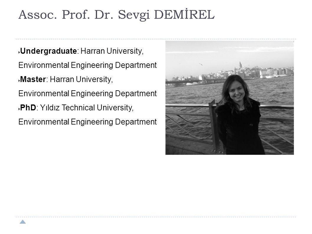 Assoc. Prof. Dr. Sevgi DEMİREL
