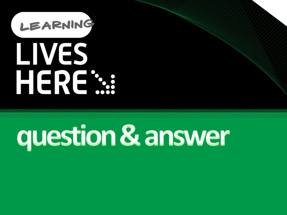 question & answer
