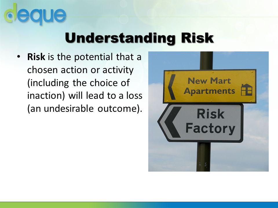 Understanding Risk