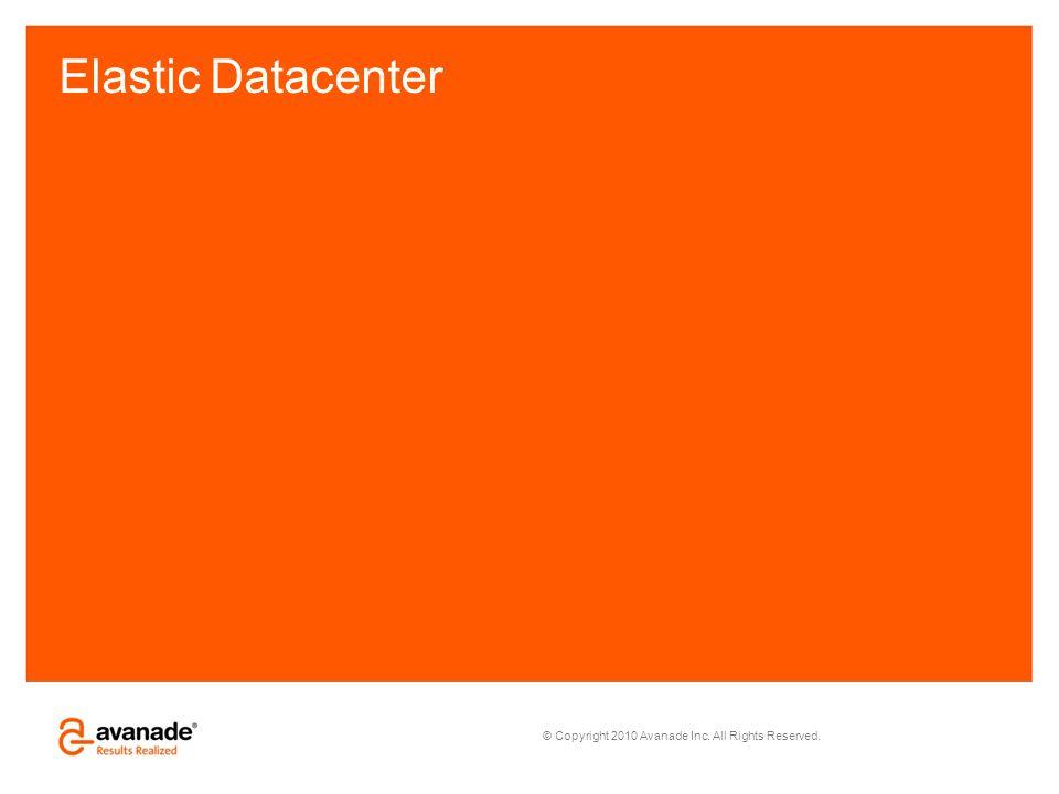 Elastic Datacenter
