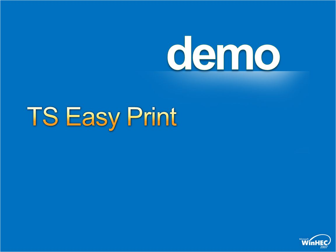 demo TS Easy Print 4/6/2017 11:35 AM