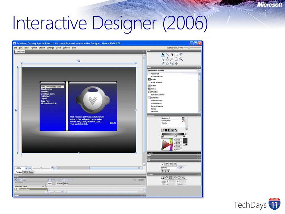 Interactive Designer (2006)