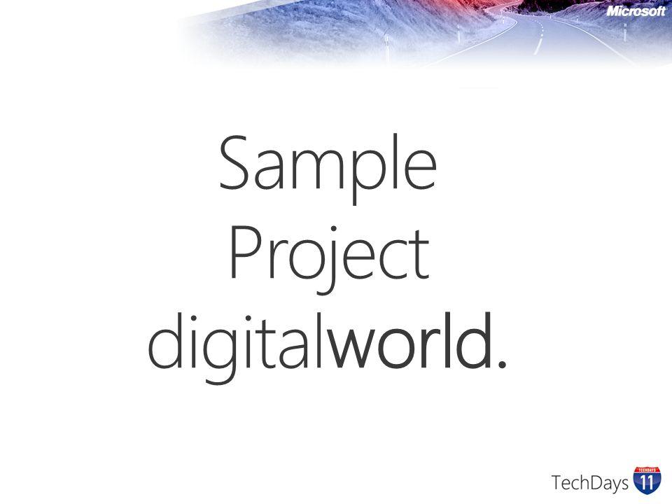 Sample Project digitalworld.