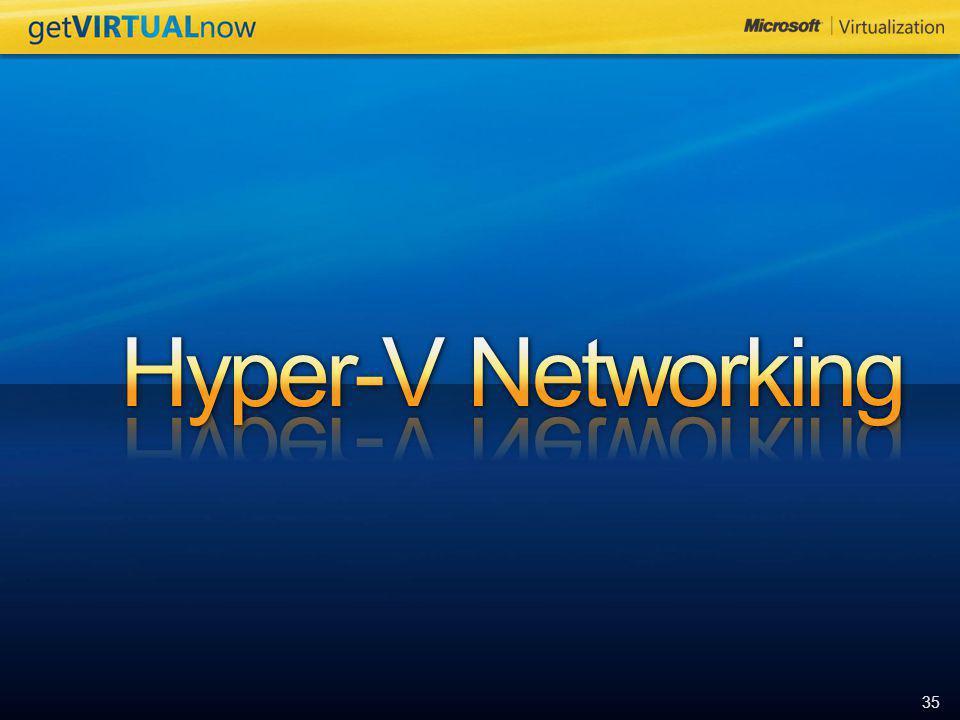 Hyper-V Networking