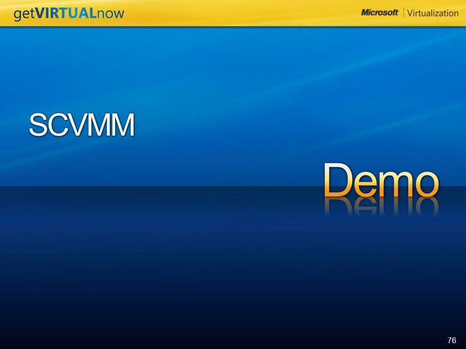 SCVMM Demo