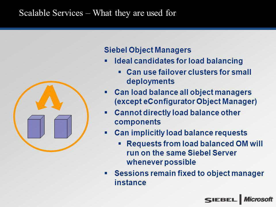 Scalable Services – What they are used for