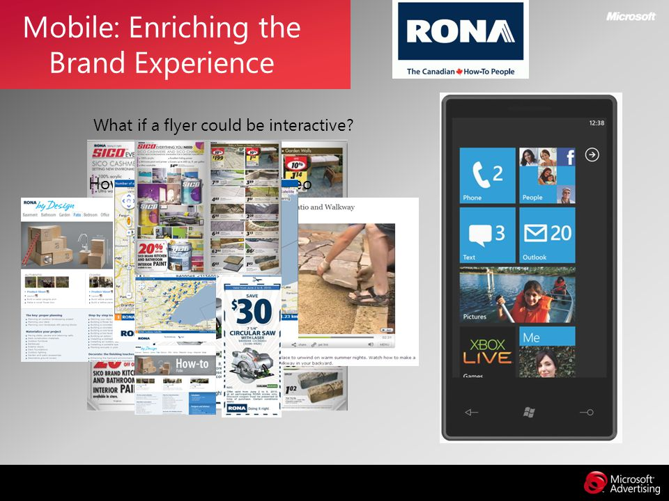 Mobile: Enriching the Brand Experience