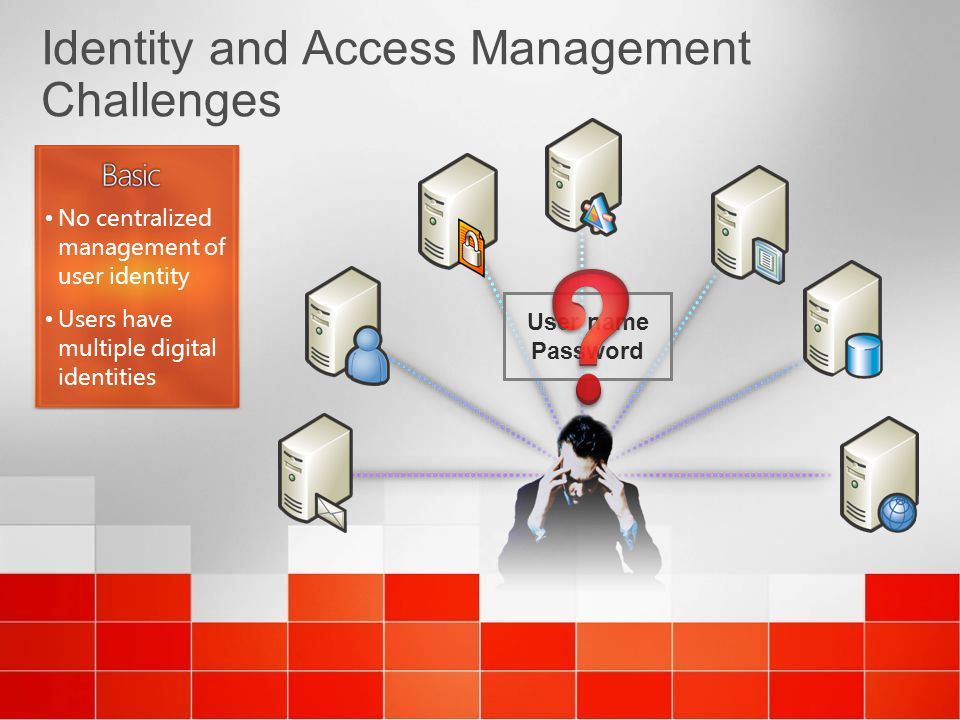 Identity and Access Management Challenges