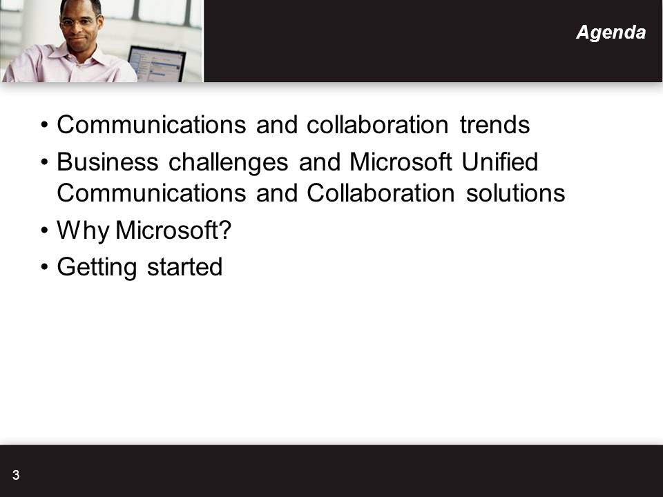 Communications and collaboration trends