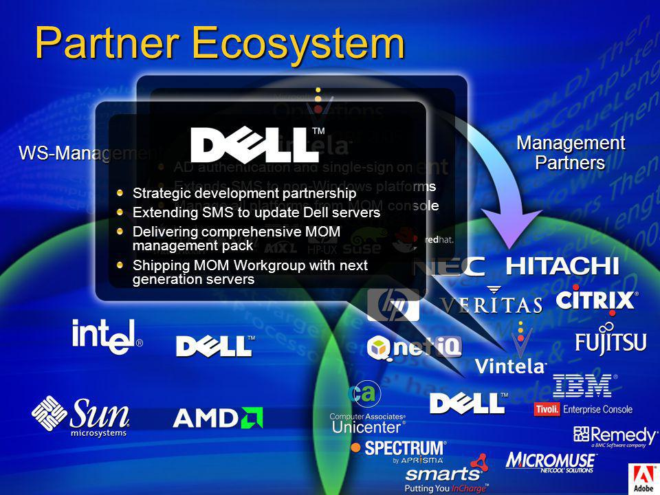 Partner Ecosystem Management Partners WS-Management