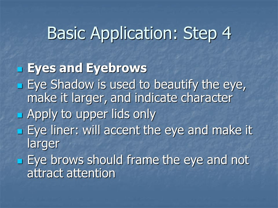 Basic Application: Step 4