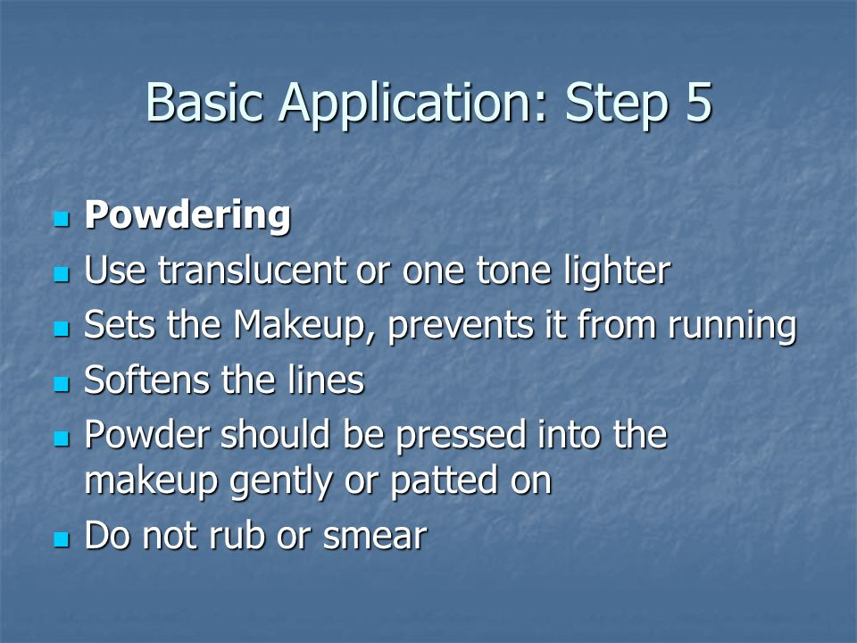 Basic Application: Step 5