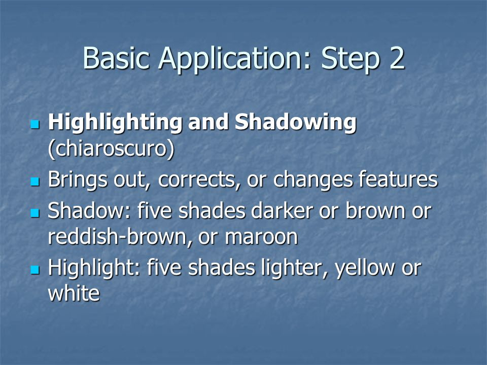 Basic Application: Step 2