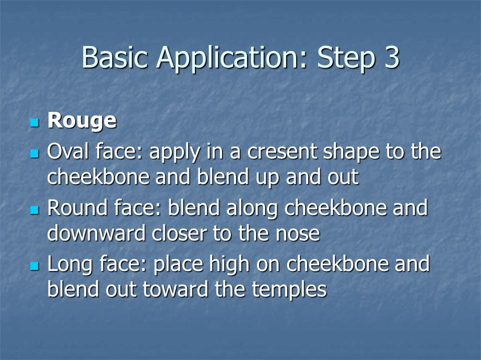 Basic Application: Step 3