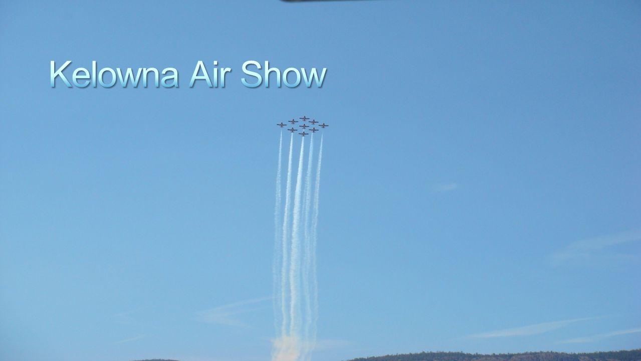 Kelowna Air Show