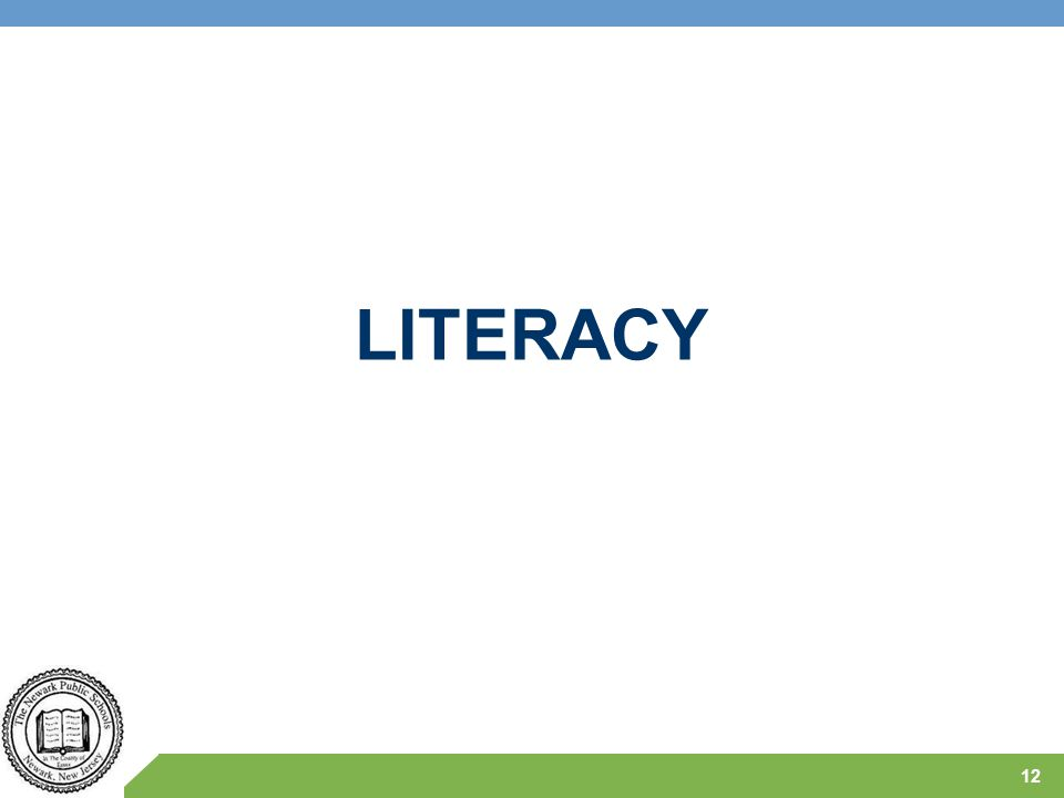LITERACY CALEB provides an introduction –