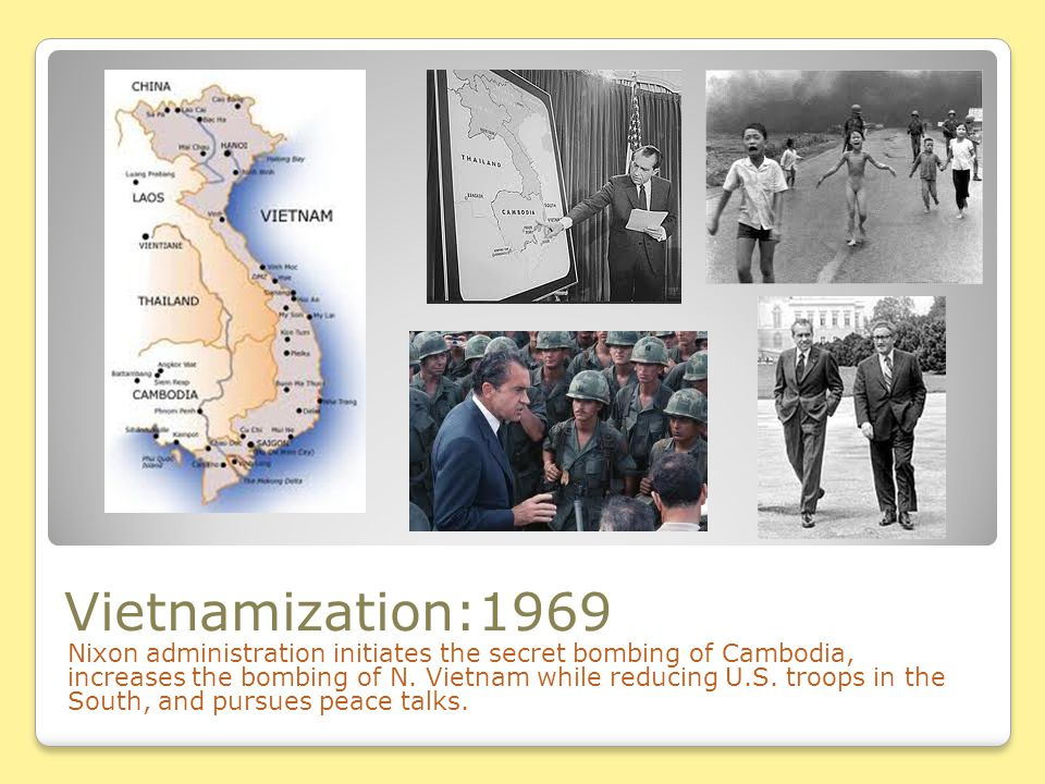 Vietnamization:1969