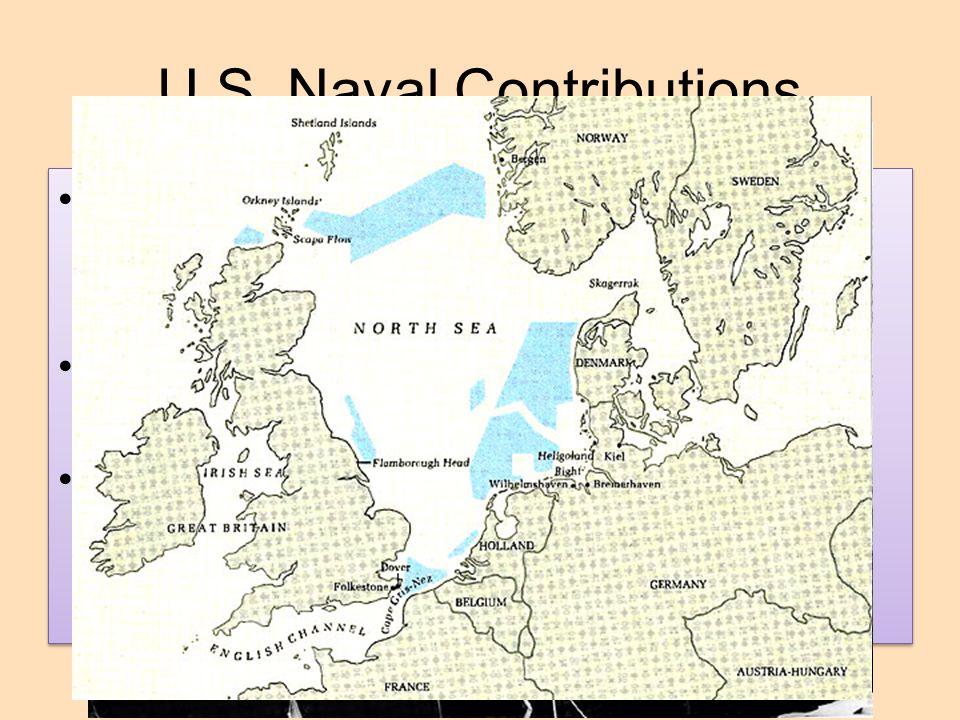 U.S. Naval Contributions